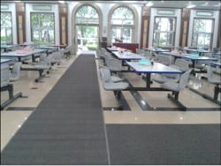 武汉市国家税务局3M地垫铺装效果