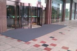 武汉中油阳光酒店3M地垫铺装