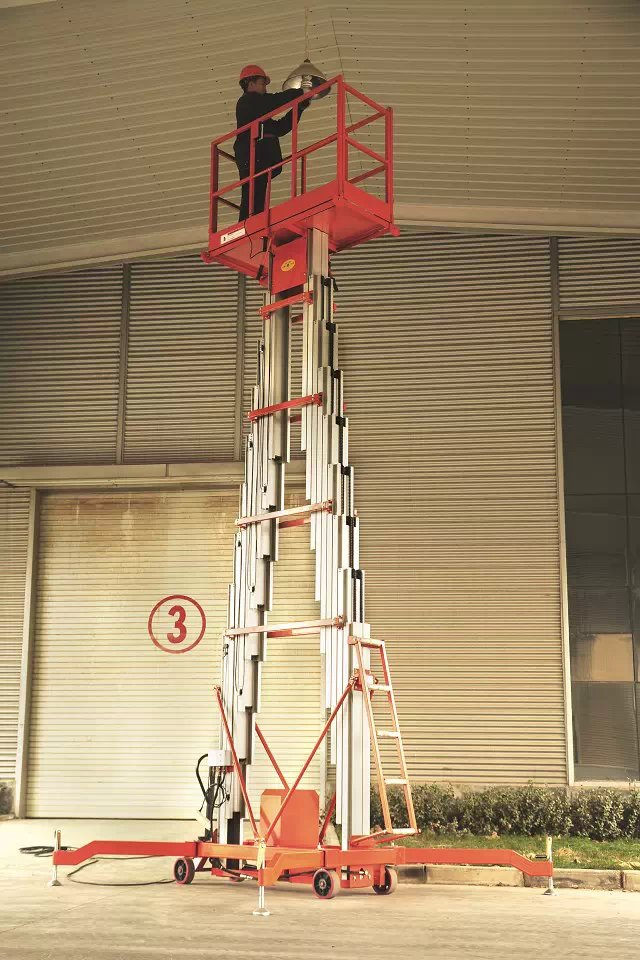 武汉液压升降机厂家