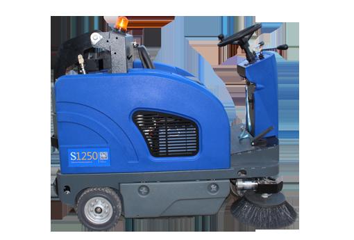 WZ-S1250驾驶式扫地车