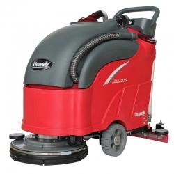 自动手推式洗地机